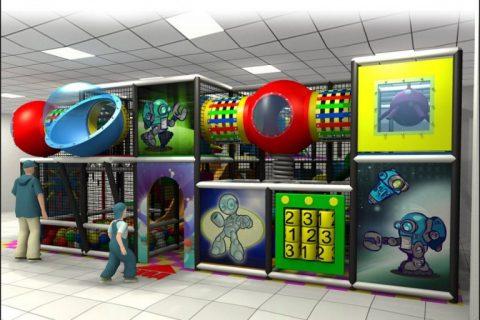 Бізнес-ідея відкриття дитячого ігрового комплексу