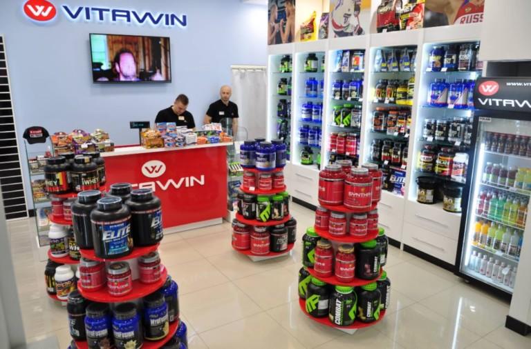 Бізнес на відкритті магазину спортивного харчування