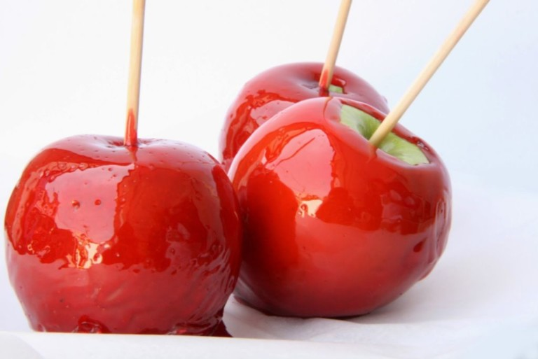 Бізнес-ідея виробництва карамельних яблук