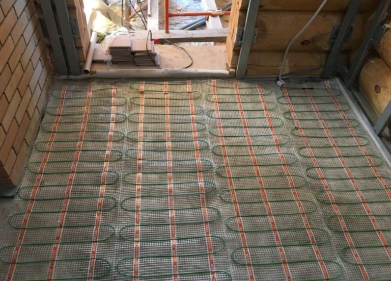Бізнес на монтажі теплих підлог