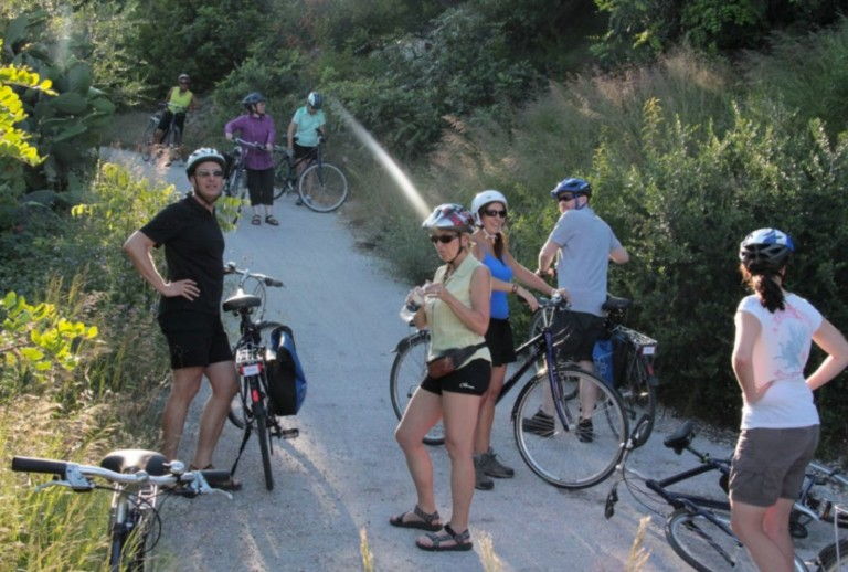 Як організувати бізнес на велотурах