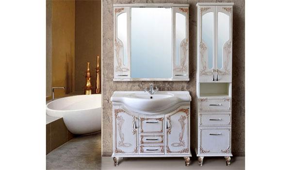 Мебель для ванной Барселона