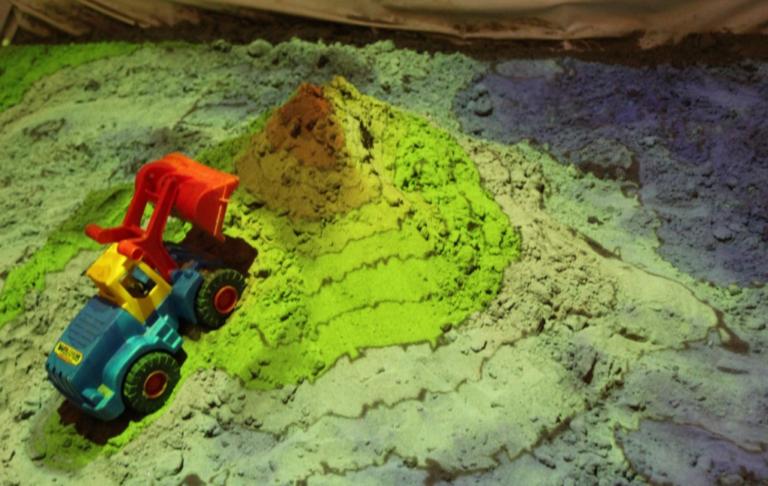 Бізнес-ідея відкриття інтерактивної пісочниці