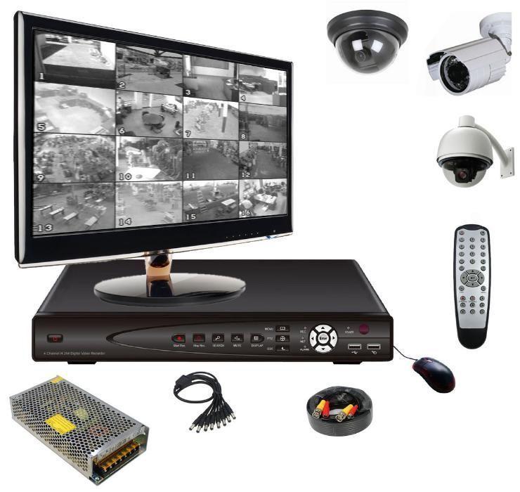 Подбор оборудования для видеонаблюдения