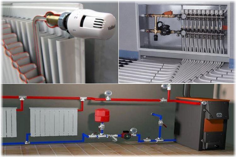 Системи опалення для приватного будинку