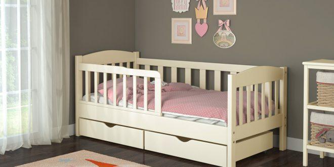 Ребенку 5 лет: пора за новой кроватью