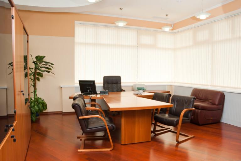 Ремонт офиса. Особенности стиля и класса.
