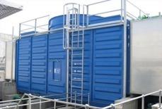 Вентиляторные градирни. Увеличение энергоэффективности процесса охлаждения оборотной воды.