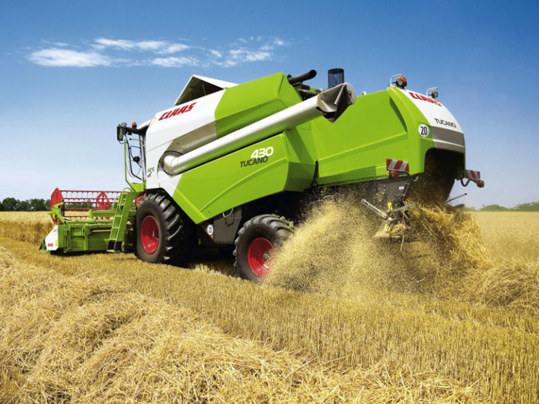 Арендовать сельскохозяйственное оборудование и технику