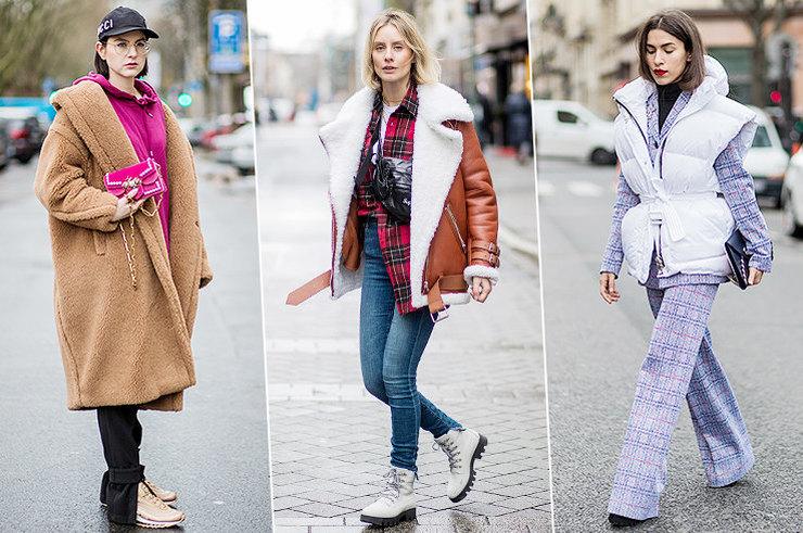 Как зимой быть стильной и не мерзнуть