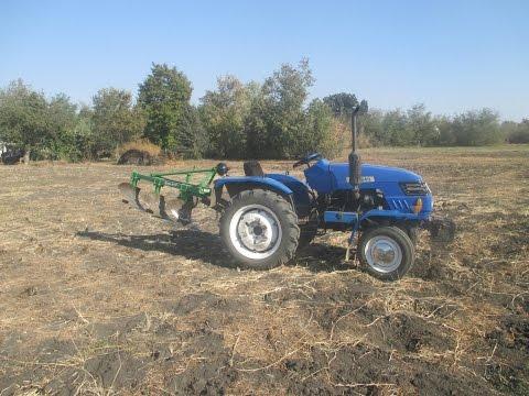 Обработка почвы с удовольствием
