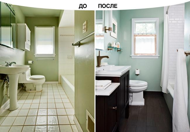 Как сделать ремонт в ванной дешево и не прогадать