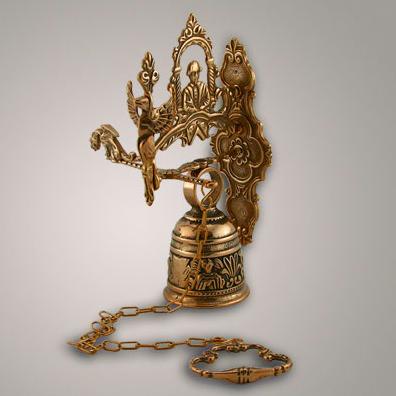Рында – практичный сувенир и красивый предмет декора