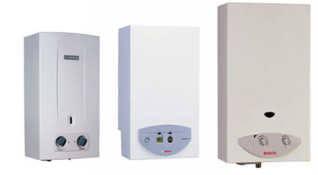 Преимущества и недостатки газовых колонок