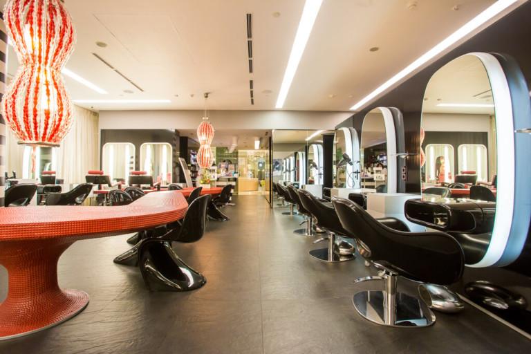 дизайн интерьера салонов красоты в Харькове