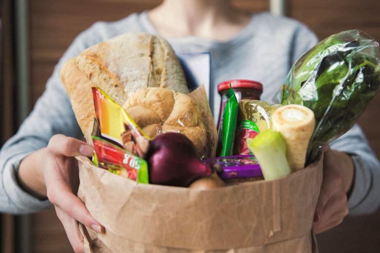Заказ продуктов и напитков через интернет: простота и удобство покупок