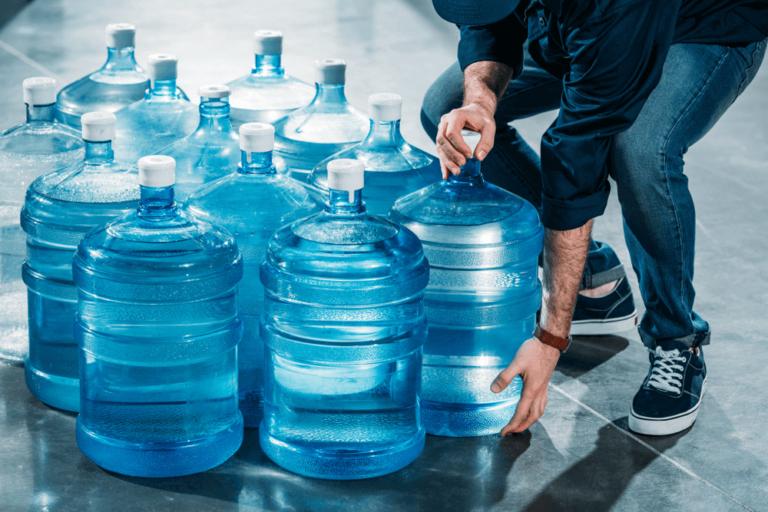 Приемлемая цена за оперативную доставку воды на дом по Харькову от компании voda.kh.ua