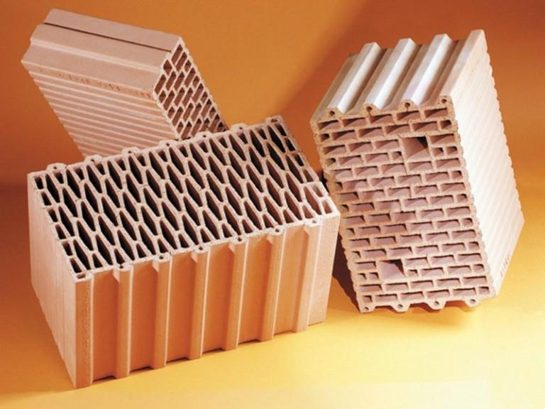 оризованные керамические блоки: особенности
