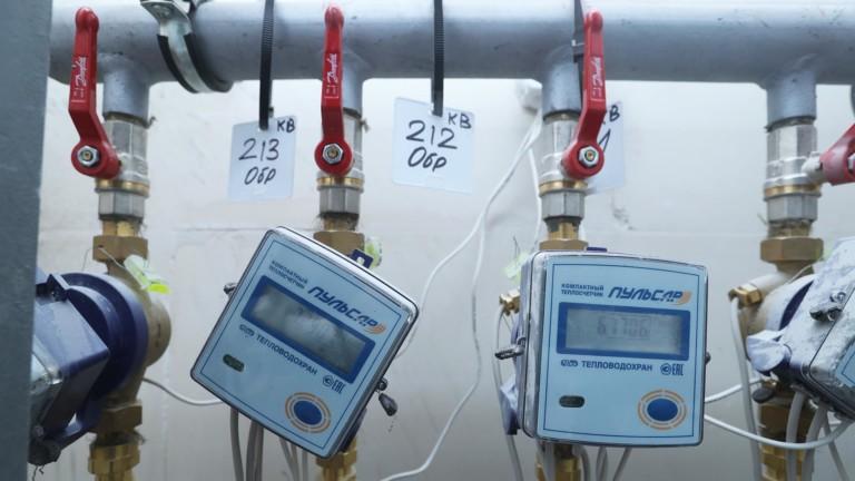 Установка счетчиков тепла Киев и как устанавливать теплосчетчик с вертикальной разводкой отопления