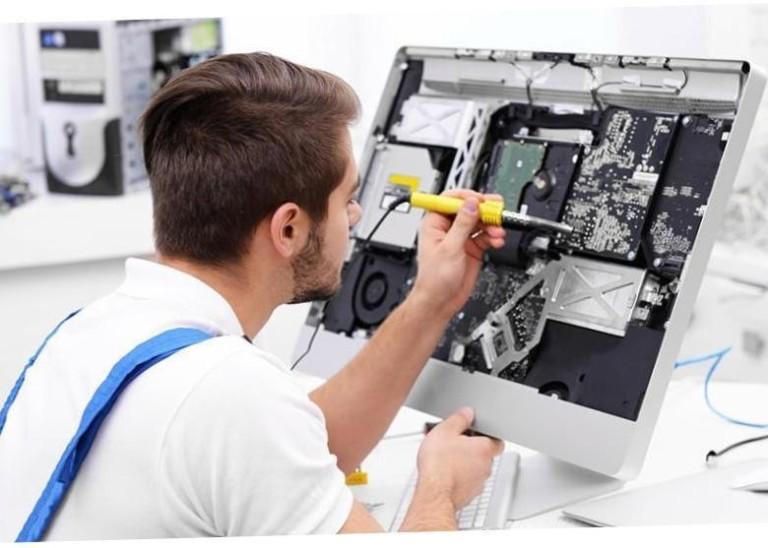 В каких случаях необходим ремонт моноблока?